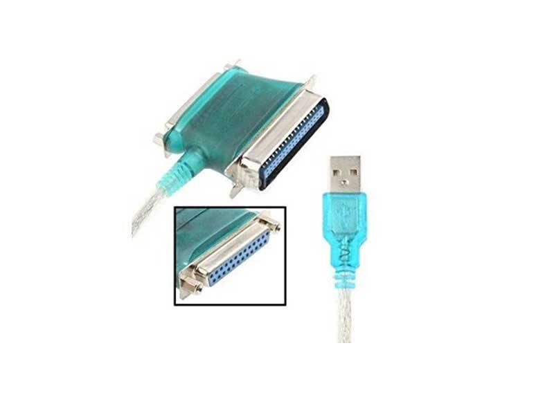 تبدیل USB به پارالل ( نری و مادگی )
