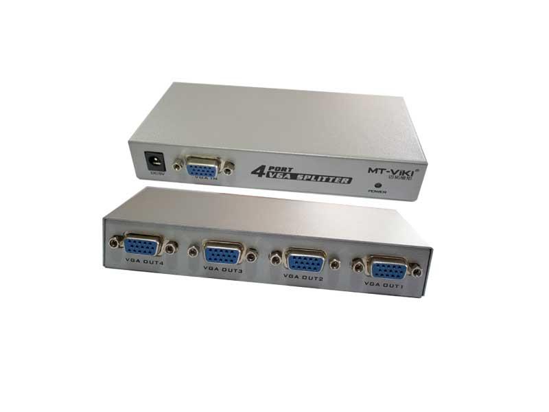 اسپلیتر VGA چهار پورت – VGA splitter 4 port