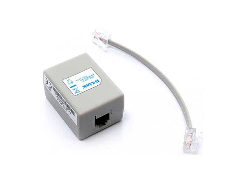 نویز گیر ADSL دلینک - Dlink ADSL splitter