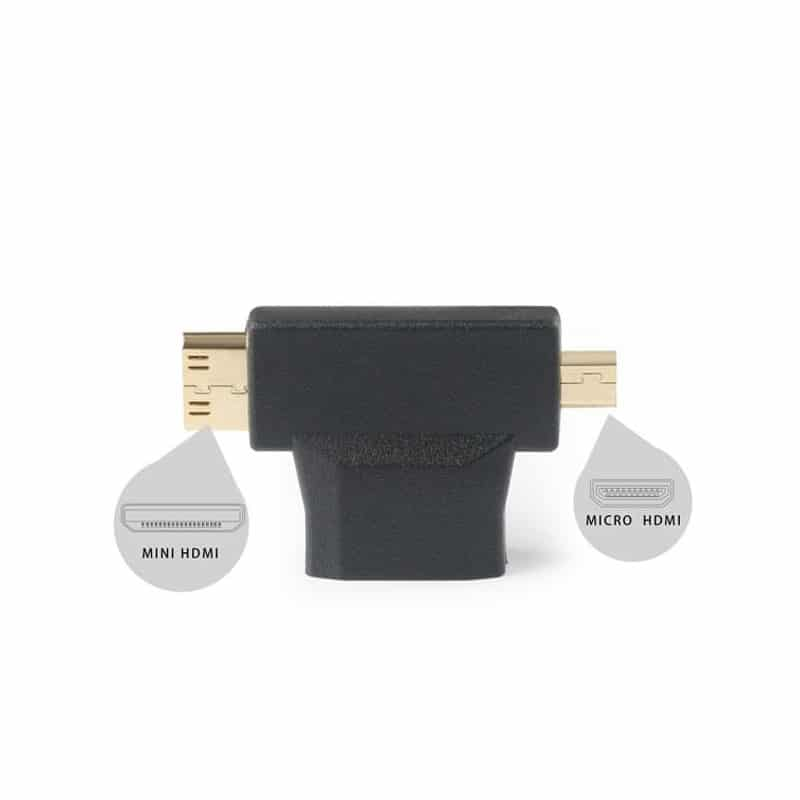 تبدیل میکرو و مینی HDMI به HDMI