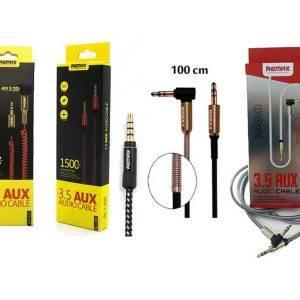 کابل انتقال صدا ریمکس | کابل ریمکس aux | کابل انتقال صدای remax | کابل اوکس ریمکس |