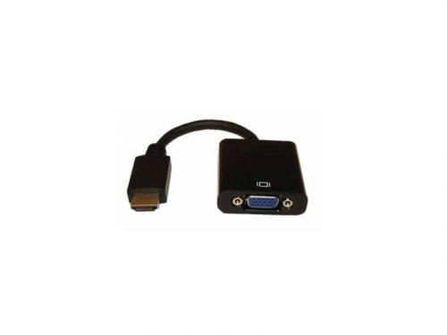 تبدیل HDMI به VGA بدون صدا | مبدل hdmi به vga | خرید تبدیل hdmi به vga | قیمت تبدیل hdmi به vga | سیم تبدیل hdmi به vga |