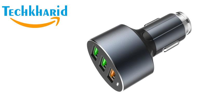 چطور بهترین شارژر فندکی موبایل را بخریم؟ در این مقاله به مطالبی درباره کیفیت شارژر فندکی و ولتاژ خروجی شارژر فندکی و سایز و ابعاد شارژر فندکی میپردازیم.