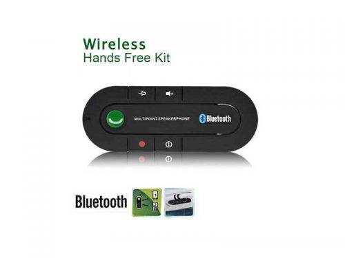 Carkit Bluetooth with sound