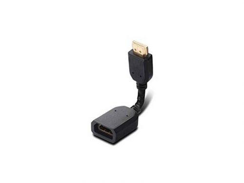 تبدیل نری به مادگی HDMI | مبدل نری به مادگی HDMI |تبدیل hdmi نری به مادگی | مبدل hdmi نری به hdmi مادگی 180 درجه |