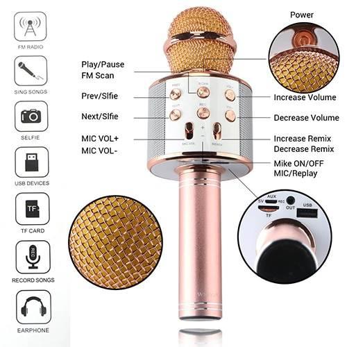 میکروفون اسپیکری