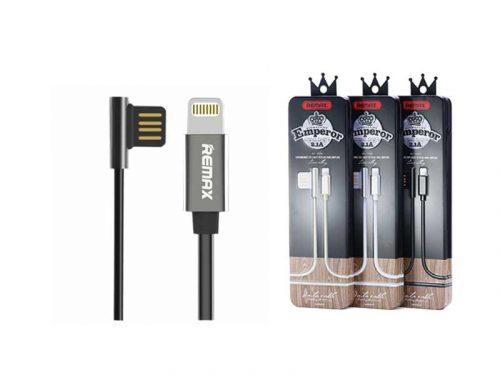 کابل شارژ اپل ریمکس | کابل شارژ ریمکس اپل | کابل شارژ لایتنینگ ریمکس | قیمت کابل شارژ ریمکس |