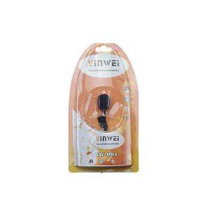 میکروفون یقه ای مدل Yw 001 | قیمت میکروفون یقه ای | خرید میکروفون یقه ای | میکروفون یقه ای با سیم | میکروفون یقه ای ارزان |