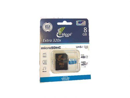 کارت حافظه ویکو 8 گیگابایت | کارت حافظه ویکو | رم 8 ویکو | مموری ویکو | کارت حافظه 8 ویکو |