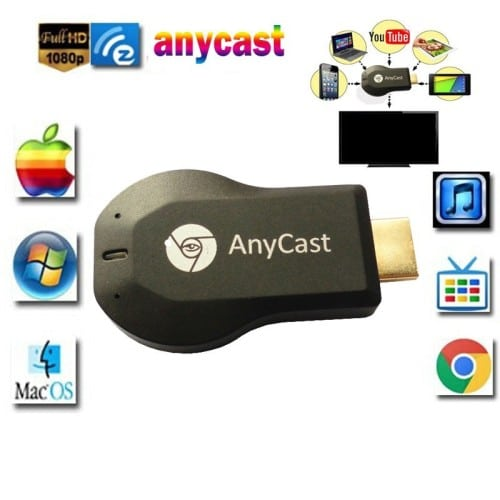 دانگل hdmi anycast | دانگل اچ دی ام ای anycast | دانگل اچ دی ام ای |دانگل wifi تلویزیون |خرید دانگل hdmi |