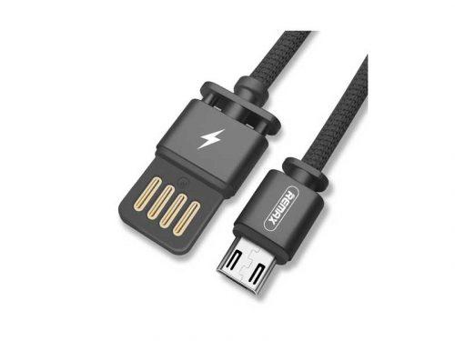کابل شارژ ریمکس dominator | کابل شارژ ریمکس تایپ سی |کابل فست شارژ ریمکس |کابل فست شارژر دومیناتور | تبدیل USB به Type c ریمکس |