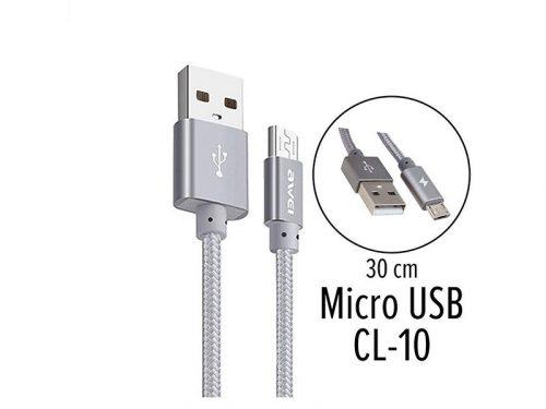 کابل شارژ اندرویدی اوی پاور بانکی یا کابل شارژ پاور بانکی اوی CL10 که به کابل شارژ میکرو اوی cl10 هم شناخته می شود که یک کابل کوتاه میکرو است