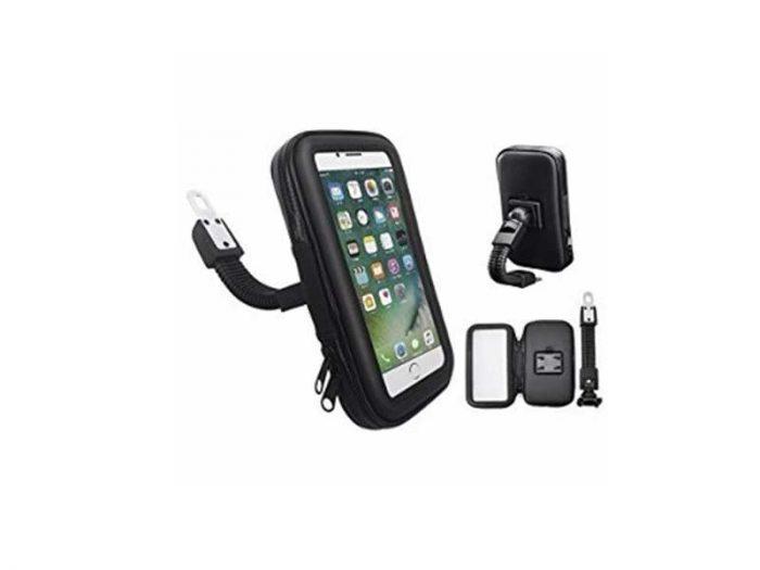 هولدر موبایل دوچرخه و موتور rosh | نگه دارنده موبایل دوچرخه | قیمت هولدر موبایل دوچرخه | هولدر موبایل مخصوص موتور | هولدر موبایل موتور |