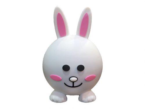 اسپیکر بلوتوثی عروسکی مدل sg07 | اسپیکر بلوتوث طرح خرگوش | اسپیکر پرتابل فانتزی | خرید اسپیکر بلوتوث فانتزی |