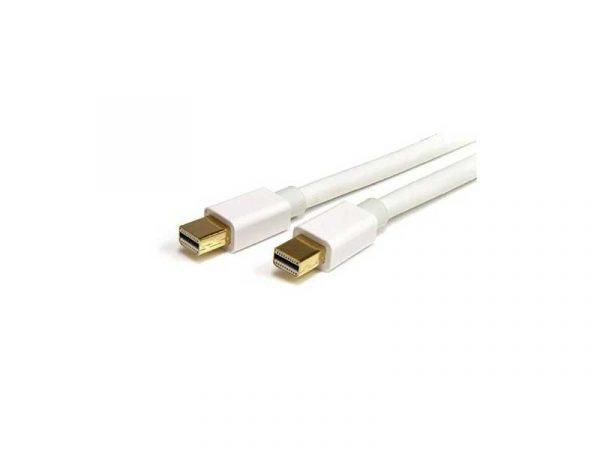 کابل دو سر مینی دیسپلی | قیمت کابل مینی دیسپلی پورت | کابل مینی دیسپلی پورت 1.8 متری | کابل mini displayport | خرید کابل مینی دیسپلی پورت |