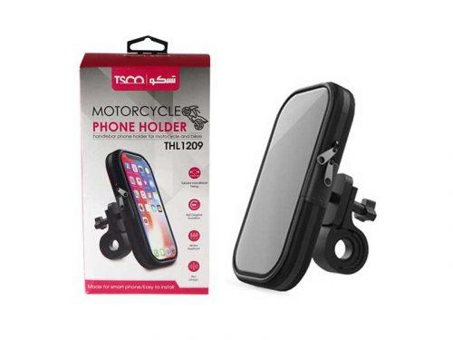 هولدر موتور تسکو مدل thl 1209 | هولدر موبایل برای موتور | هولدر موبایل دوچرخه | هولدر دوچرخه تسکو | هولدر موبایل مخصوص موتور |