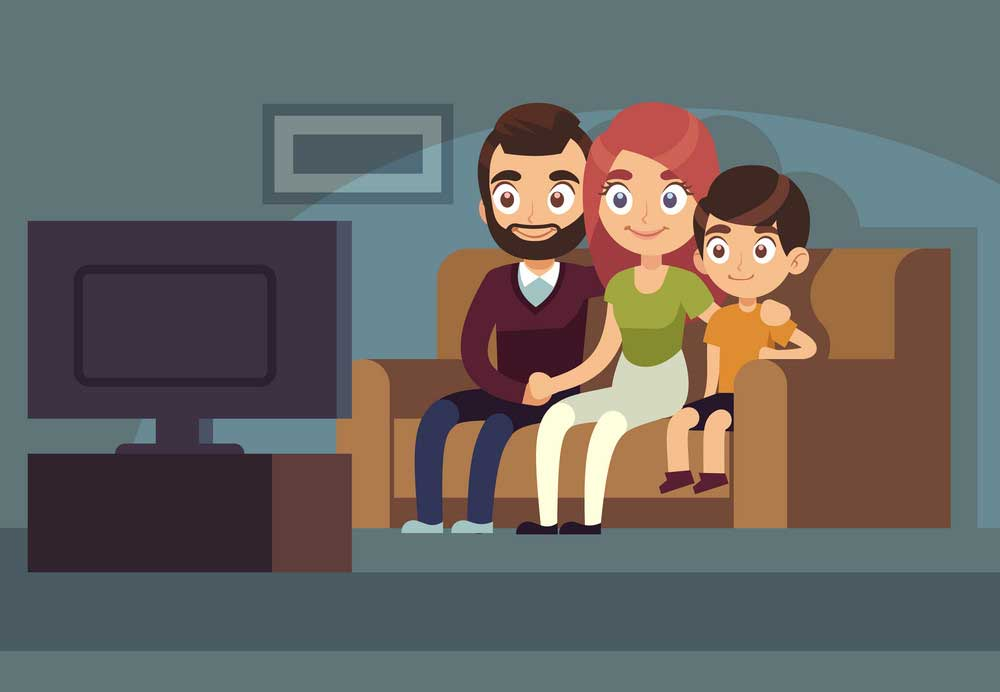راه های تماشای فیلم آنلاین بر روی تلویزیون