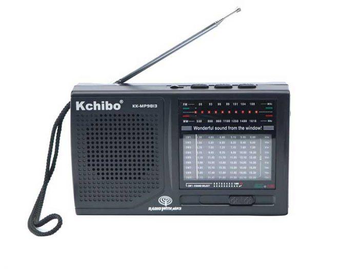 رادیو اسپیکری mp9813 | رادیو کچیبو mp9813 | رادیو kchibo kk-mp9813 | خرید رادیو اسپیکری | رادیو فلش خور |