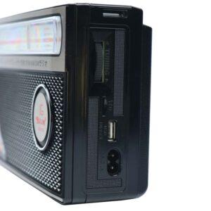 رادیو اسپیکری گولون icf-25bt | اسپیکر بلوتوث گولون icf25bt | اسپیکر بلوتوث رادیویی | اسپیکر بلوتوث طرح رادیو | اسپیکر golon icf 25bt |