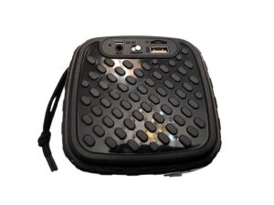 اسپیکر بلوتوثی قابل حمل G10 یک اسپیکر بلوتوثی رومیزی یا رادیو بلوتوثی میباشد که از قابلیت های فراوانی برخوردار است.